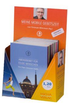 """Gebet - Faltkarten """"Meine mobile Gebetszeit!"""""""